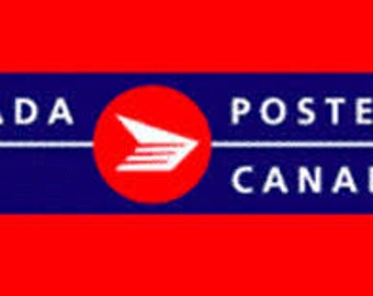 Tracked Anywhere in Canada via Canada Post - 6 to 8 Business Days