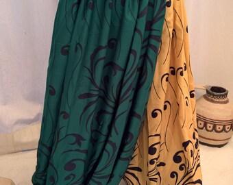 Set of 10 pants BALOON ATS tribal fusion