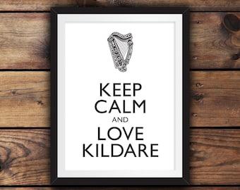Keep Calm and Love Kildare