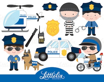 Police clipart - Police station clipart - 15020