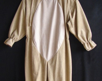Rabbit costume for toddlers, kids and adults
