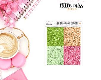 Mai Tai Glitter Headers