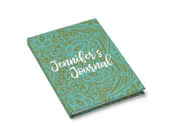 Customized Journal  Ruled Line