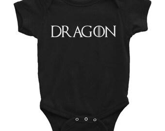 Grenouillère bébé dragon