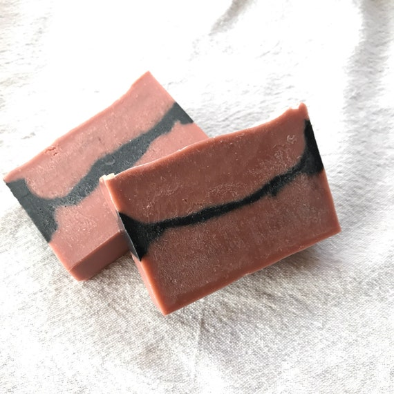 Patchouli, orange, geranium goat milk soap