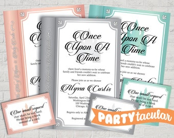 Once Upon A Time Baby Shower