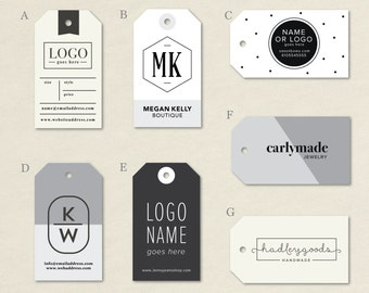 Clothing Tags, Handmade Tag, Product Tags, logo hang tags, custom tag, personalized tags, clothing hang tag, custom logo tags, business card
