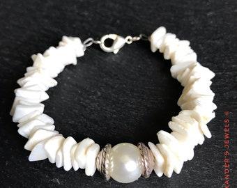 Bracelets Pearl Shells