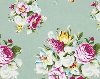 Circa Lindsey  by Jennifer Paganelli for Free Spirit Fabrics PWJP071-GRN  Green