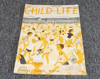Child Life Magazine, June 1951