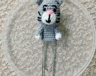 Crochet Pattern : Cat  [ PDF crochet pattern with Instant Download ]