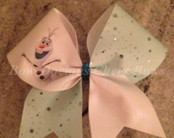 OLAF Cheer Bow