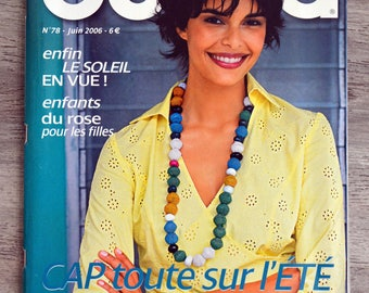 Magazine June 2006 Burda (78)