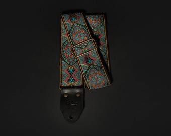 Renaissance retro guitar strap