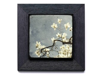 A little spring - little 22x22cm with collage photo frame