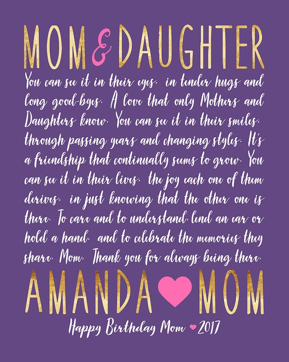 Letter to mom mom and daughter gift idea mom birthday gift letter to mom mom and daughter gift idea mom birthday gift mom poem poetry mother daughter heartfelt letter quote mama love wf585 thecheapjerseys Choice Image