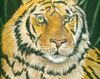 Aceo Bengal Tiger limited edition