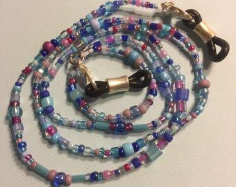 Blueberry Pie Eyeglass Chain