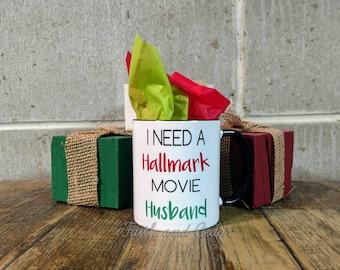 I Need A Hallmark Movie Husband