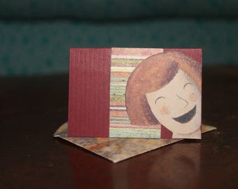 Gift Card Enclosure/Embellishment
