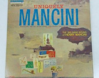 Uniquely Mancini MONO Vinyl LP Record Album LPM-2692