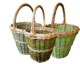 Make a Willow Berry Picker, a Weaving Kit for Beginners