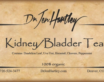 Kidney/Bladder Tea