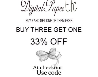 Save money with coupon codes  Buy 3 items and get the 3rd one Free
