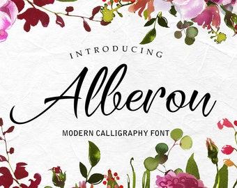 80% OFF SALE Digital fonts Christmas Font Handwritten font Calligraphy font Script Font Wedding font Cricut font- Instant Download