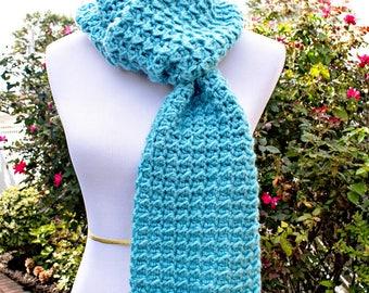 Crochet Pattern for Dreamy Scarf Wrap PDF 17-329