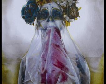 Gluttony, 7 Deadly Sins artwork