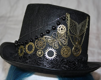 Cylinders [Steampunk]-Gothichut-hat