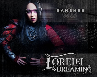 "Lorelei Dreaming - ""Banshee"" CD"
