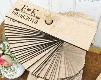 Wedding Guest Book Alternative, Heart Arrow Wedding Guest Book Tower, Custom Wood Wedding Guestbook, Build Memories Guestbook, 3D Guest Book