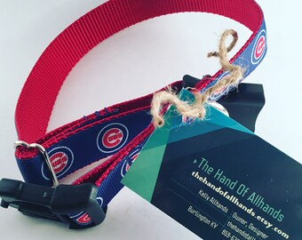 Cubs Collars MED & LARGE