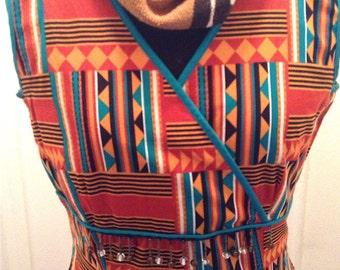 Kente Full Length Dress