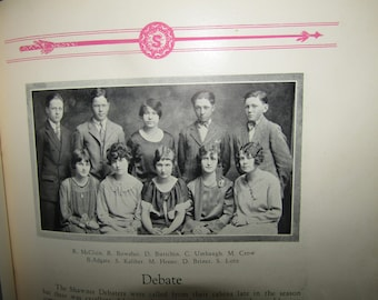 Vintage Yearbook
