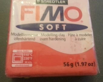 Fimo soft Indian Red staedtler No. 24