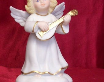 Musical Marion Figurine from Golden Halos Collection