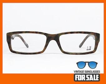 Vintage eyeglasses Dunhill DU09002 original made in Italy 1998
