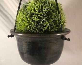 Medium Hanging Planter - Stoneware