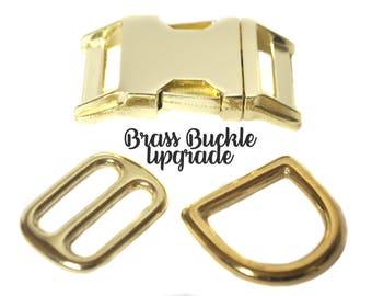 Brass Buckle Upgrade