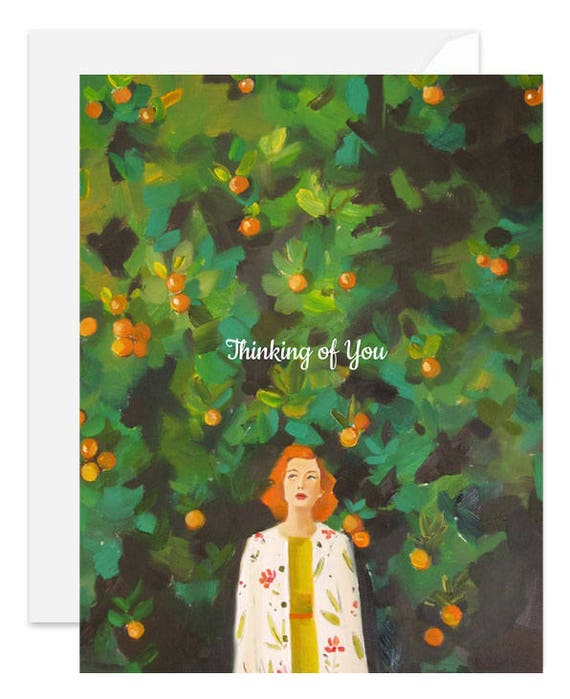Thinking of You Card. SKU JH1150