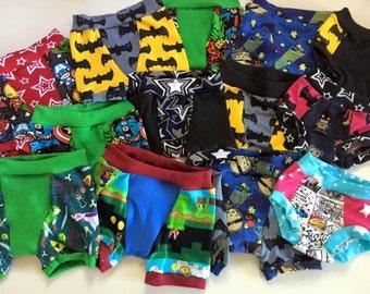 Toddler Underwear - Boxers - Briefs - Panties