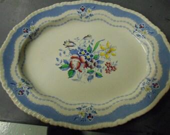 Rutland Rigeways oval plate