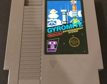 Nintendo NES Gyromite Free Shipping!