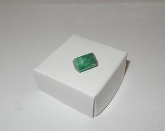 Emerald - Muzo Columbian rough crystal
