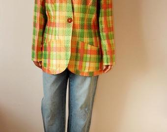 vintage YSL Yves Saint Laurent blazer