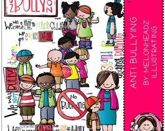 Anti Bullying clip art