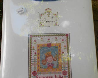 DMC Baby cross stitch